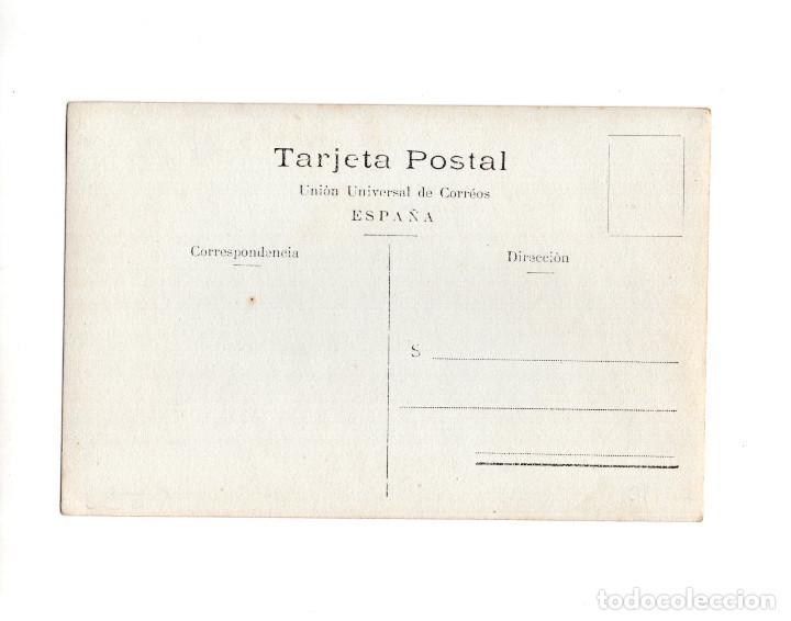 Postales: CORUÑA.- FESTEJOS DE LA CORUÑA 1907. POSTAL FOTOGRÁFICA. FOTO FERRER - Foto 2 - 148371386