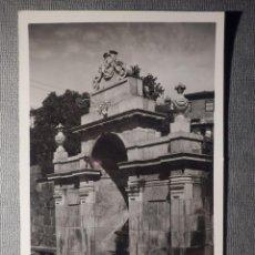Postales: POSTAL - ORENSE - UNA DE LAS FUENTES DE BURGOS - LOTY - NUEVA -. Lote 148391114