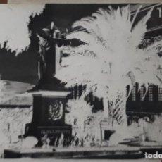 Postales: LOTE DE 3 ANTIGUOS CLICHÉS DEL COLEGIO DEL SAGRADO CORAZÓN DE JESÚS PONTEVEDRA NEGATIVO EN CRISTAL. Lote 148599454