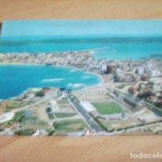 Postales: LA CORUÑA - VISTA AEREA DEL ESTADIO. Lote 148725186