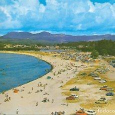 Postales: RAMALLOSA (PONTEVEDRA) PLAYA (AÑOS 70). Lote 150095438