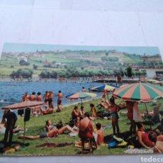 Postales: POSTAL LUGO LA PLAYA FLUVIAL. Lote 150124837