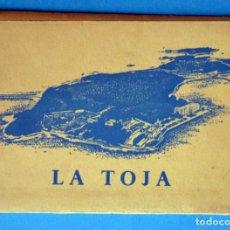 Postales: BLOK DE 9 POSTALES DE LA TOJA. Lote 150235822