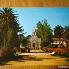 Postales: POSTAL GALICIA LOUJO ISLA LA TOJA PONTEVEDRA POSTALES FAMA CAPILLA. Lote 150851058