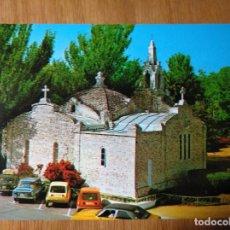 Postales: POSTAL GALICIA LOUJO ISLA LA TOJA PONTEVEDRA POSTALES FAMA CAPILLA. Lote 150851070