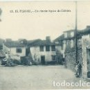 Postales: ANTIGUA POSTAL 12 EL FERROL UN RINCON TIPICO DE ESTEIRO CASA LEIRA. Lote 151042670