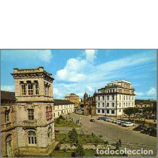 Postales: LUGO. PLAZA DE EL FERROL. GARRABELLA Nº 16. 1969. SIN CIRCULAR. Lote 128774219
