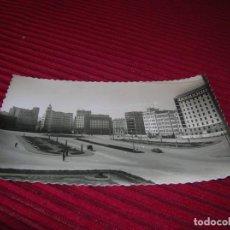 Postales: ANTIGUA POSTAL DEL FERROL.PLAZA DE ESPAÑA.. Lote 151617038