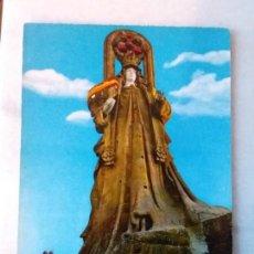 Postales: VIRGEN DE LA ROCA. BAYONA LA REAL. Lote 151624822