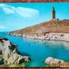 Postales: LA CORUÑA - LA TORRE DE HERCULES. Lote 151698982