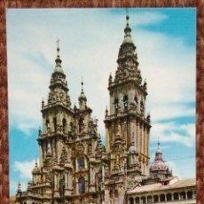 Postales: SANTIAGO DE COMPOSTELA - CATEDRAL. Lote 151699274