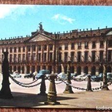 Postales: SANTIAGO DE COMPOSTELA - PALACIO DE RAJOY - AYUNTAMIENTO. Lote 151699458