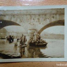 Postales: POSTAL FOTOGRAFICA, PUENTEDEUME LA CORUÑA PUENTE. Lote 152174238