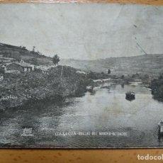 Postales: GALICIA ORILLAS DEL MANDEO BETANZOS. Lote 152179442