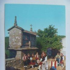 Postales - POSTAL DE GALICIA : FOLKLORE GALLEGO. AÑOS 60. - 152184230