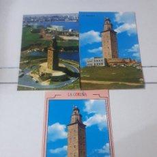Postales: LA CORUÑA - TORRE DE HERCULES . Lote 152243014
