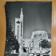 Postales: PANJÓN (VIGO). PONTEVEDRA. TEMPLO VOTIVO DEL MAR. POSTAL MADRID Nº 31. . Lote 152447354