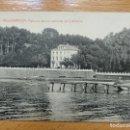Postales: VILLAGARCIA (PONTEVEDRA). PALACIO DE LOS SEÑORES DE CALDERÓN. Lote 152448434