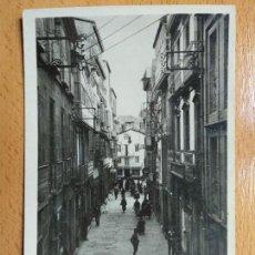 Postales: SANTIAGO DE COMPOSTELA - CALLE DEL PREGUNTORIO. Lote 152458434