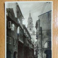 Postales: SANTIAGO. RUA DEL VILLAR – G. H. ALSINA. Lote 152459874