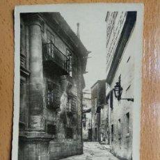 Cartes Postales: SANTIAGO. CALLE TIPICA COMPOSTELANA, 22.. Lote 152460210