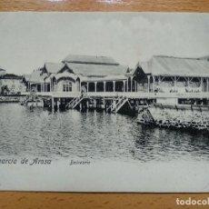Postales: VILLAGARCÍA DE AROSA. BALNEARIO. (FOTO MARTÍNEZ). Lote 152462670