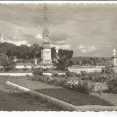 Postais: EL FERROL - OBELISCO A LA MEMORIA DE CHURRUCA - Nº 7 ED. GARCÍA GARRABELLA. Lote 152571554