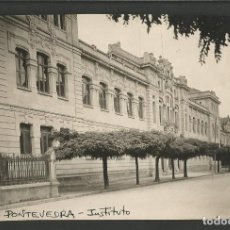Postales: PONTEVEDRA-INSTITUTO-FOTOGRAFICA-POSTAL ANTIGUA-(57.297). Lote 152960162