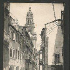 Postales: SANTIAGO DE COMPOSTELA-RUA DEL VILLAR-1780-HAUSER Y MENET-POSTAL ANTIGUA-(57.301). Lote 153129526
