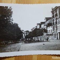 Postales: EL FERROL DEL CAUDILLO PLAZUELA DE LAS ANGUSTIAS ED. ARRIBAS Nº 43. Lote 153447362