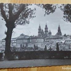 Postales: SANTIAGO DE COMPOSTELA LA CATEDRAL ED. GARCIA GARRABELLA Nº 1. Lote 153564850