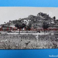 Postales: MONFORTE DE LEMOS - VISTA PARCIAL - POSTAL FOTOGRAFICA. Lote 153786466