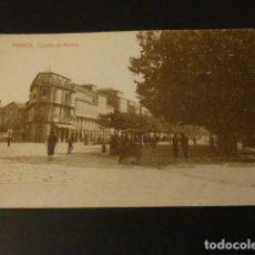 Postales: EL FERROL LA CORUÑA CANTON DE MOLINS. Lote 154629518