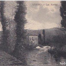 Postales: LAS ACEÑAS - VIVERO (LUGO) - J. INSUA - FOTOGRAFO - VIVERO. Lote 155253066