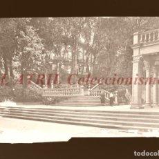 Postales: MONDARIZ, PONTEVEDRA - CLICHE NEGATIVO EN CELULOIDE - AÑOS 1900-1920 - FOTOTIP. THOMAS, BARCELONA. Lote 156863878