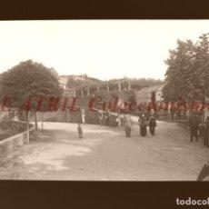 Postales: MONDARIZ, PONTEVEDRA - CLICHE NEGATIVO EN CELULOIDE - AÑOS 1900-1920 - FOTOTIP. THOMAS, BARCELONA. Lote 156863998