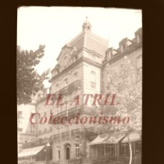 Postales: MONDARIZ, PONTEVEDRA - CLICHE NEGATIVO EN CELULOIDE - AÑOS 1900-1920 - FOTOTIP. THOMAS, BARCELONA. Lote 156864062