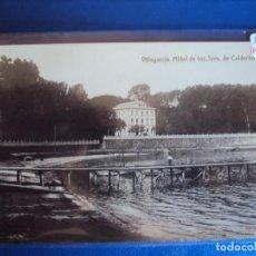 Postales: (PS-59937)POSTAL FOTOGRAFICA DE VILLAGARCIA-HOTEL DE LOS SRES.DE CALDERON. Lote 156889334