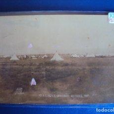 Postales: (PS-59935)POSTAL FOTOGRAFICA DE GALICIA-MANIOBRAS MILITARES. Lote 156889742