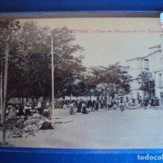 Postales: (PS-59929)POSTAL DE FERROL-PLAZA DEL MARQUES DE SAN SATURNINO. Lote 156890934