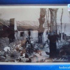 Postales: (PS-59920)POSTAL FOTOGRAFICA DE VIGO-ALREDEDORES.LAVANDERAS. Lote 156929018