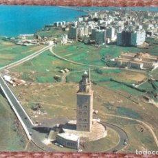 Postales: LA CORUÑA - TORRE DE HERCULES. Lote 157663422