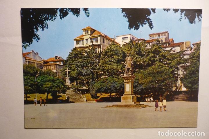 POSTAL FERROL CAUDILLO -PL.MARQUES AMBOAGE (Postales - España - Galicia Moderna (desde 1940))