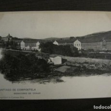Postales: SANTIAGO DE COMPOSTELA-MANICOMIO DE CONJO-REVERSO SIN DIVIDIR-1-CARMEN REY-VER FOTOS-(58.275). Lote 158570278