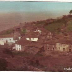 Postales: PE-643 SAN ANDRES DE TEIXIDO - CEDEIRA . VISTA PANORÁMICA. Lote 159497518