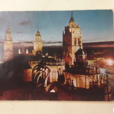 Postales: 1971 LUGO TORRE CATEDRAL. Lote 159550552