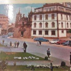 Postales: 1967 LUGO PUERTA SAN FERNANDO. Lote 159550761