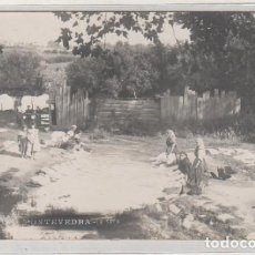 Postales: POSTAL FOTOGRÁFICA PONTEVEDRA LA SECA FERRER Nº 2240. . Lote 159746174