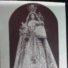 Postales: MONDOÑEDO (LUGO) NUESTRA SEÑORA DE LOS REMEDIOS FOTO TEGEIRO. Lote 159967278