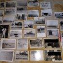 Postales: LOTE DE 65 FOTOS FOTOGRAFÍAS DE LA PROVINCIA DE PONTEVEDRA, VIGO, RÍAS. AÑOS 50 70.. Lote 160362482